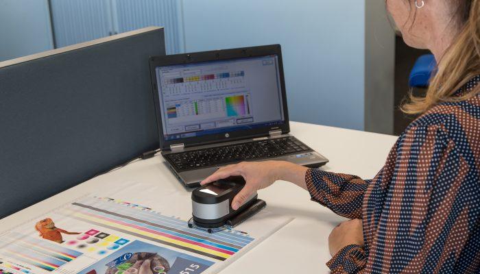 Fotospectrale metingen